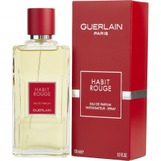 Guerlain HABIT ROUGE EDP esantion 5ml - Parfum barbati Guerlain, Apa de parfum, Mai putin de 10 ml