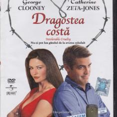 Dragostea costa - Film Colectie universal pictures, DVD, Romana