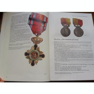 Onoarea natiunilor vol. II, Ordine si decoratii romanesti