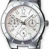 Casio LTP-2069D-7A2 ceas dama nou 100% original. Garantie, livrare rapida, Casual, Quartz, Inox