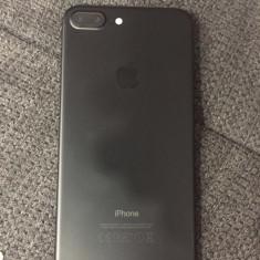 Vand iphone 7 plus 128 gb - Telefon iPhone Apple, Negru, Neblocat