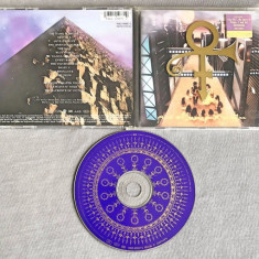 Prince And The New Power Generation ‎- Love Symbol (Gold Symbol Case Edition) - Muzica R&B warner, CD