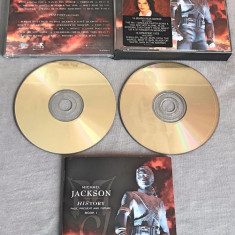 Michael Jackson - History: Past, Present and Future Book 1 (2CD) - Muzica Pop sony music