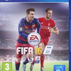 FIFA 16 - PS4 [Second hand] cd - Jocuri PS4, Sporturi, 18+, Multiplayer
