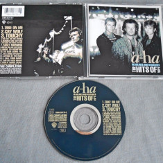 A-Ha - Headlines And Deadlines The Hits Of A-Ha CD (1991) - Muzica Rock warner