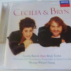 Cecilia &Bryn - cd, decca classics