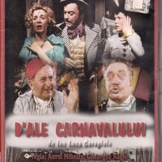D'ale Carnavalului - Film Colectie productii romanesti, DVD, Altele
