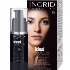 Fond de ten Ideal Face Ingrid - nr. 17 Warm Beige