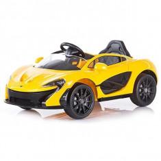 Masinuta electrica Chipolino McLaren P1 Yellow - Masinuta electrica copii