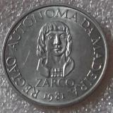 P2. PORTUGALIA 25 ESCUDOS 1981 Zarco, Região Autónoma da Madeira **, Europa