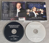 Andre Rieu and Johann Strauss Orchestra - Moonlight Serenade (CD+DVD), decca classics