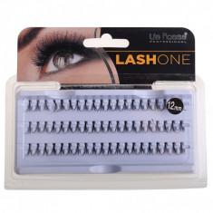 Gene false mănunchi Lash One Lila Rossa 12 mm - păr natural