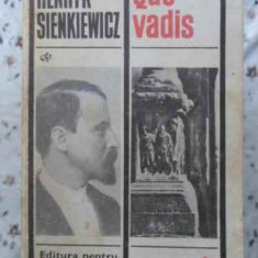Quo Vadis - H. Senkiewicz, 408648 - Roman