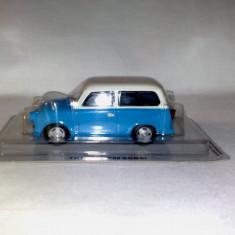 Macheta Trabant P50 Kombi Masini de Legenda Polonia  scara 1:43