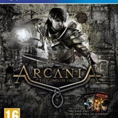 Arcania - The complete tale - PS4 [Second hand] fm - Jocuri PS4, Role playing, 16+, Single player