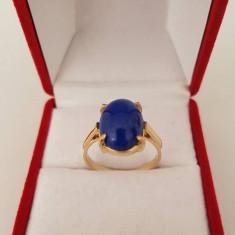 Inel din aur cu Lapis Lazuli, 14k