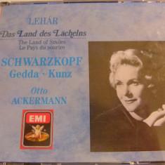 Lehar -Das Land des Lachelns - 2cd - Muzica Opera emi records