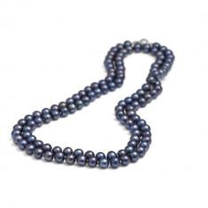 Black Magic Long Pearls Shell
