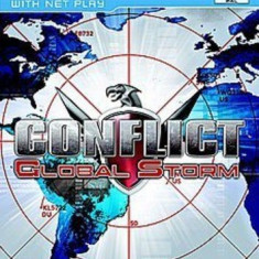 Conflict Global Storm -  PS2 [Second hand], Shooting, 16+, Multiplayer