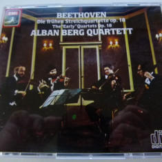 Beethoven - The early quartets - 3 cd - Muzica Clasica emi records