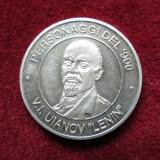 Jeton Lenin - Argint 925, 12,4 grame, Europa