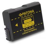 PATONA | Acumulator pt Nikon EN-EL14 EN EL14 ENEL14 1030mAh
