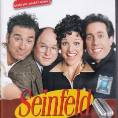 Seinfeld, DVD, Comedie, Romana