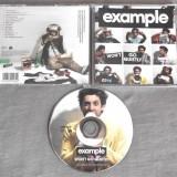 Example - Won't Go Quietly CD - Muzica Dance