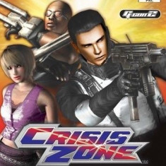 Crisis Zone - PS2 [Second hand] - Jocuri PS2, Shooting, 16+, Single player