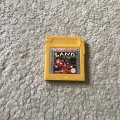 Joc Nintendo Game Boy Donkey Kong Land in engleza, testat, perfect functional - Jocuri Game Boy