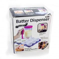 Distribuitor de aluat clatite, briose, torturi - Batter dispenser