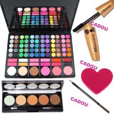Set machiaj Glamour + Cadouri - Trusa make up