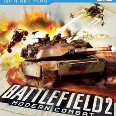 Battlefield 2 -Modern Combat -  PS 2 [Second hand], Shooting, 16+, Multiplayer