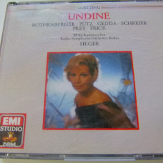 Lortzing - Undine - 2 cd - Muzica Clasica emi records