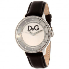 Ceas D&G Primetime Black cu cristale Swarovski - Ceas dama