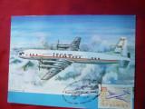 Maxima Avion TAROM - Posta Aeriana