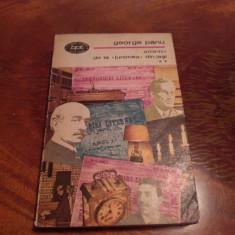 George Paun Amintiri de la junimea din iasi Vol 2 - Carte poezie