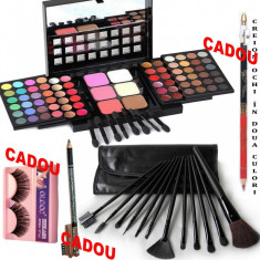 Set machiaj Sweet Baby + Cadouri Bonus - Trusa make up