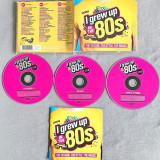 I Grew Up in the 80s 3CD (Blondie, UB40, ABBA, Rick Astley, Tina Turner, Yazz) - Muzica Pop emi records