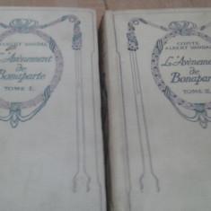 Napoleon - Albert Vandal - Carte Istorie