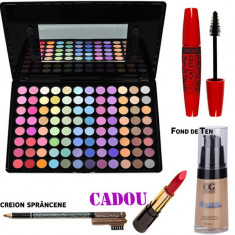 Set machiaj Dance Colors + Cadouri Bonus - Trusa make up