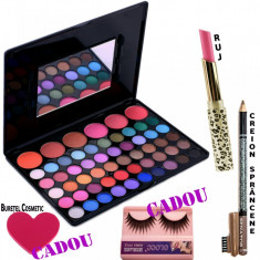 Set machiaj Life Blood + Cadouri Bonus - Trusa make up