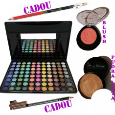 Set machiaj Angel Wings + Cadouri Bonus - Trusa make up