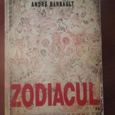Zodiacul - Carte astrologie