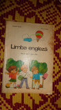 Limba engleza manual pentru clasa a treia  111pagini/an 1975