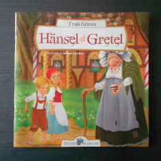 FRATII GRIMM - HANSEL SI GRETEL - Carte de povesti