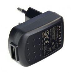 Adaptor Priza USB Alcatel TUEU050100 1A Orig Swap.A - Adaptor incarcator
