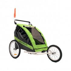Carucior Remorca De Bicicleta Deluxe Weeride Wr08
