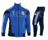Trening REAL MADRID - Bluza si pantaloni conici - Modele noi - Pret Special 1222, S, Din imagine