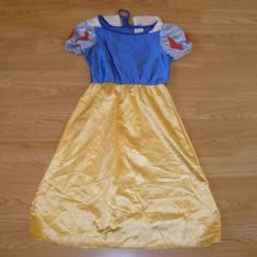 Costum carnaval serbare alba ca zapada pentru copii de 4-5-6 ani - Costum Halloween, Marime: Masura unica, Culoare: Din imagine